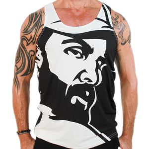 Trucker Black Men's Tank