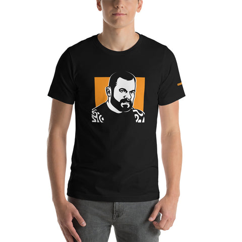 Tiger (Dark Colors) Short-Sleeve Unisex T-Shirt