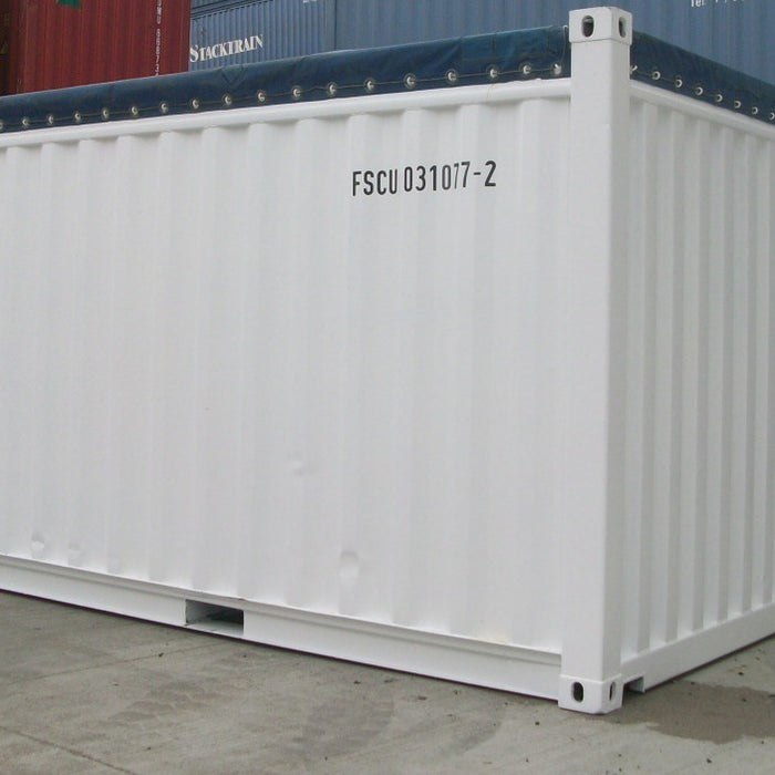 My Shipping Containers | Open Top and Open Side Containers