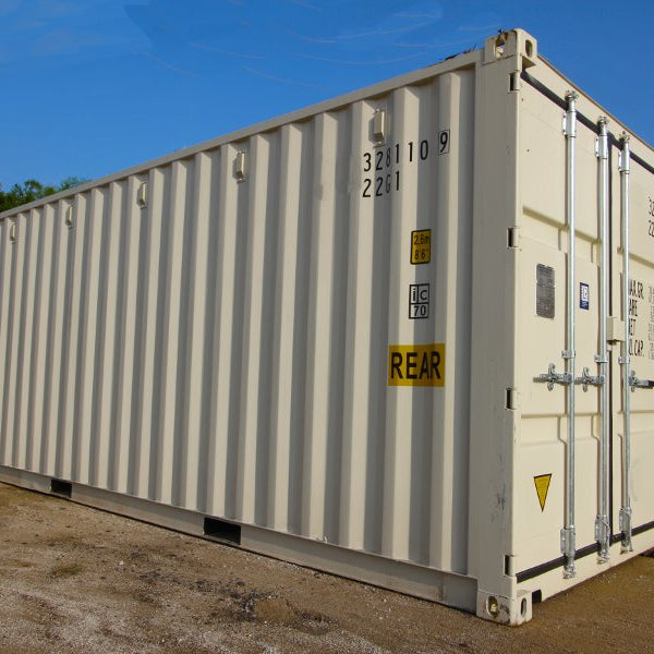 MY SHIPPING CONTAINERS | NEW STORAGE CONTAINERS ON SALE