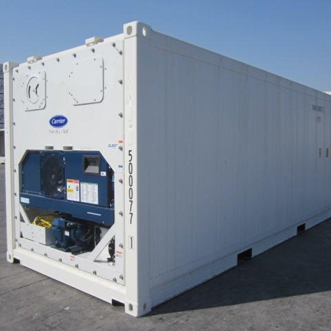 Refrigerated Containers in Miami, Reefer Containers in Miami, My Shipping Containers