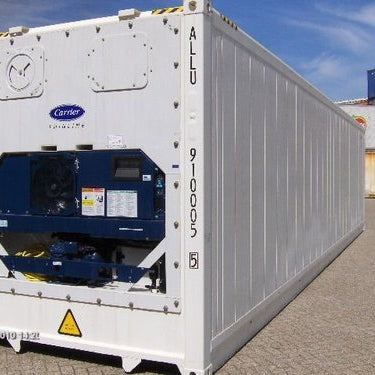 Refrigerated Containers and Cold Storage