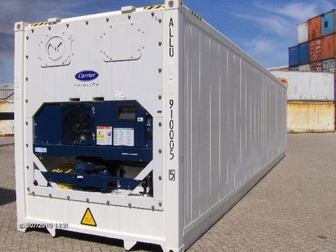 My Shipping Containers, Refrigerated Containers, Cold Storage