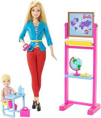 Barbie Careers Teacher Doll and Playset (CCP69) [Dolls & Dollhouses] BRAND NEW