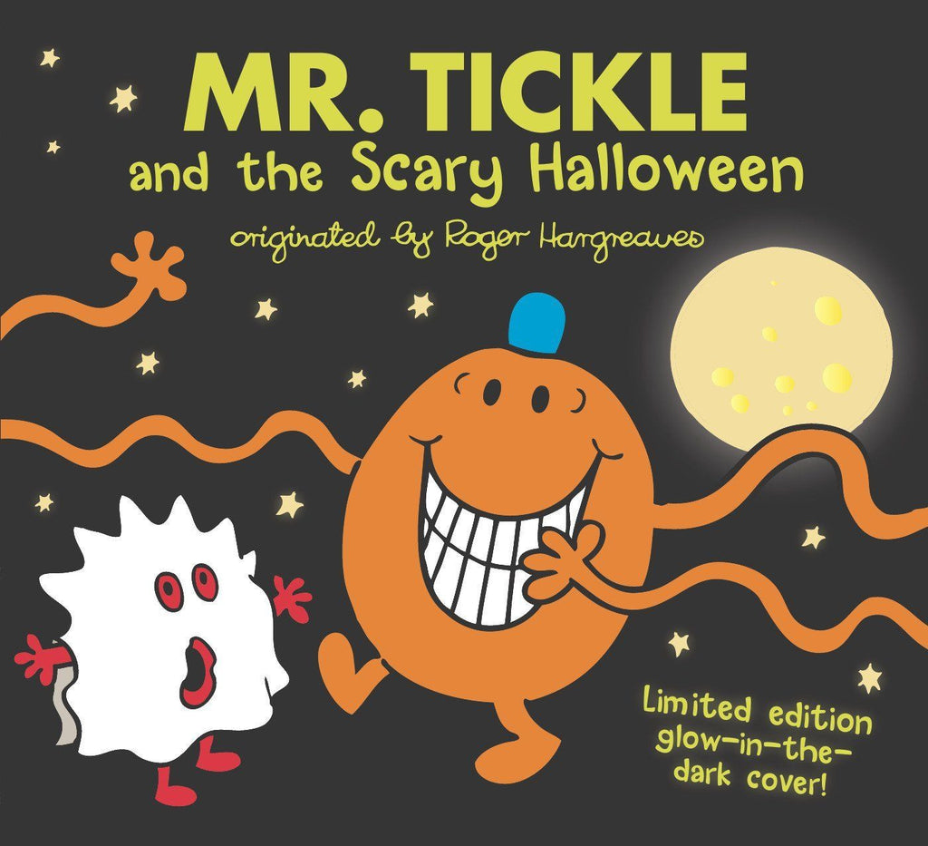 Mr. Tickle and the Scary Halloween (Mr. Men and by Adam Hargreaves ...