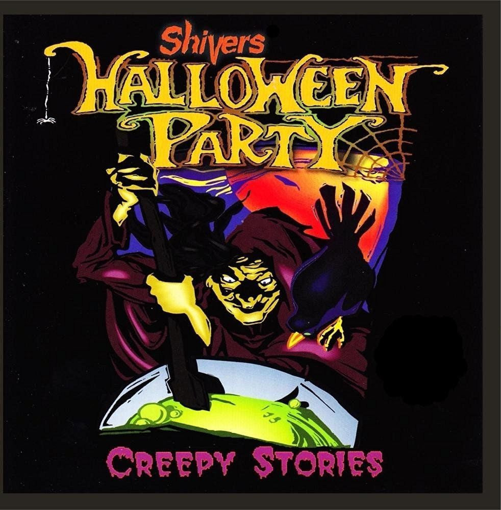 Shivers Halloween Party: Creepy Stories by The Shivers [Audio CD ...