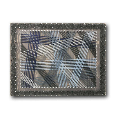 Abstract String Art Kit