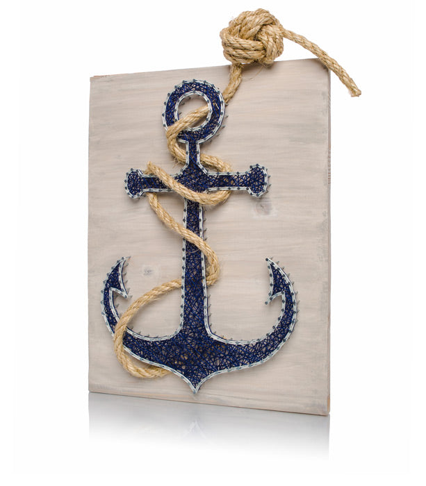 Anchor String Art Kit with Rope
