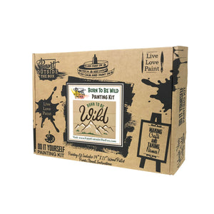 Born to Be Wild Painting Kit