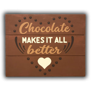 Chocolate Painting Kit