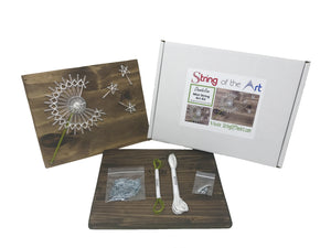 Dandelion Mini String of the Art Kit - String of the Art