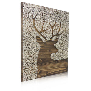 Deer String Art Kit