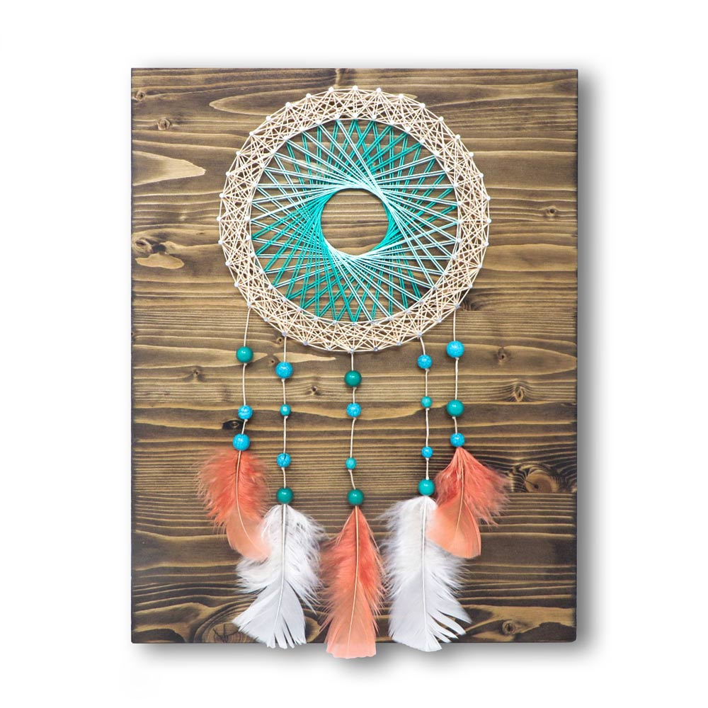 Dream Catcher String Art Kit