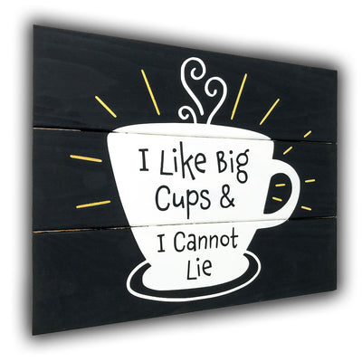 I Like Big Cups Painting Kit