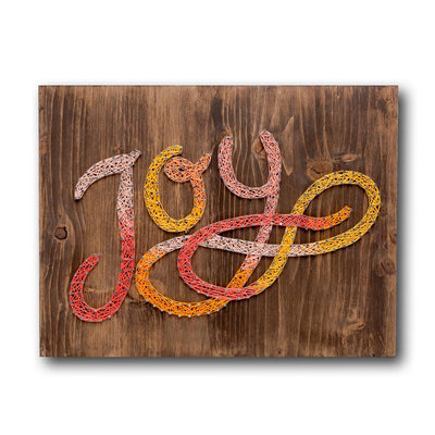 Colorful Joy String Art Kit