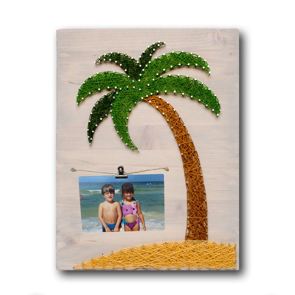Palm Tree Picture Frame Kit