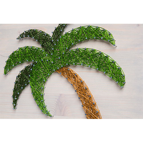 Palm Tree Picture Frame Kit - String of the Art