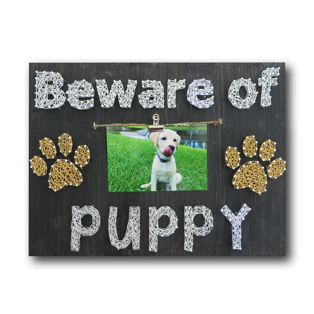 Puppy Picture Frame Kit