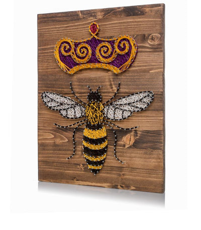 Queen Bee String Art Kit - String of the Art