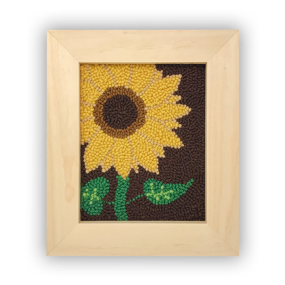 photograph regarding Free Printable String Art Patterns With Instructions titled Sunflower String Artwork Package