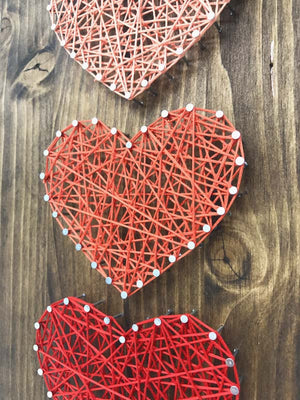Hearts Mini String of the Art Kit - String of the Art