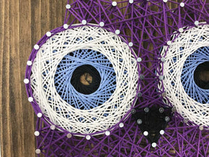 Purple Owl Mini String of the Art Kit - String of the Art