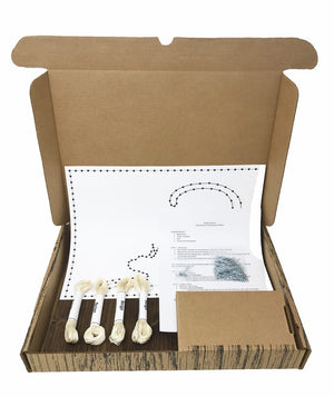 Stretching Cat String Art Kit - String of the Art