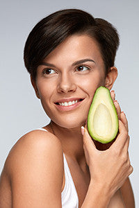 avocado, beta carotene, antioxidants, skincare