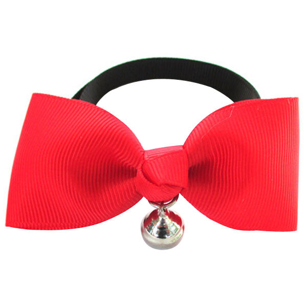 1 PC New Pet Dog Supplies Plastic Adjustable Tie Pet Dog Cat Pet Jewelry Collar Necklace Accessories P20