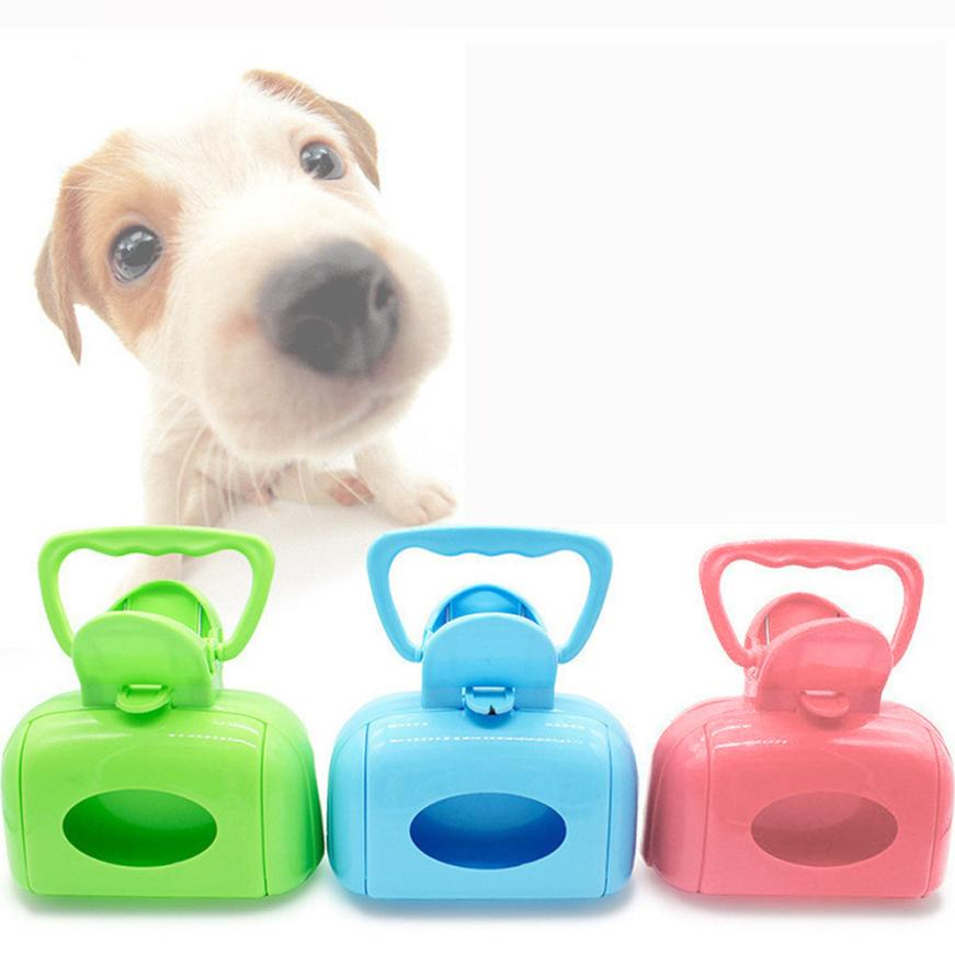 16 x 10.5 x 5cm Handle Jaw Poop Scoop Clean Pooper Scooper Pick Up Pool Dog Cat Pet Waste Dieren Perros Pet Supplies