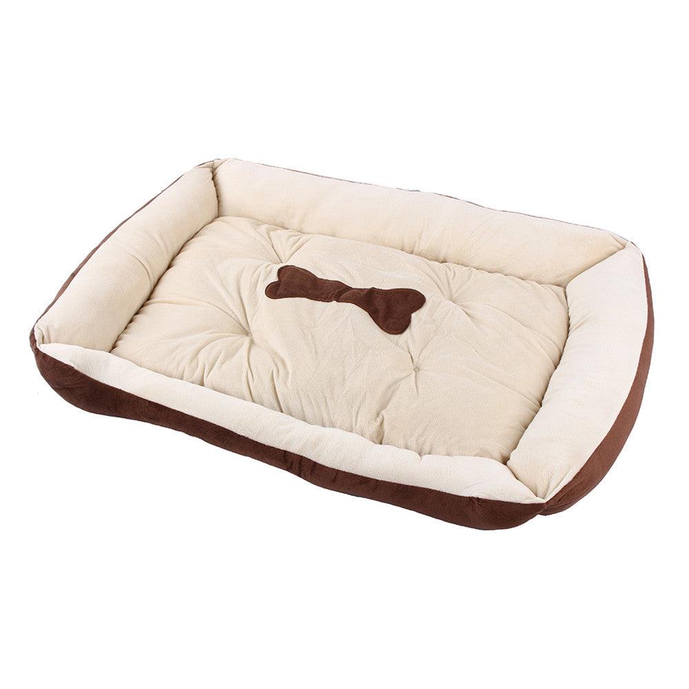 1Pcs Large Luxury Dog House Beds/Mats Large Dog  Puppy Bed Kennel Mat Soft Fleece Pet Cat House Plush Cozy Nest Dog House Pad,,KeeboVet Veterinary Ultrasound Equipment,KeeboVet Veterinary Ultrasound Equipment.