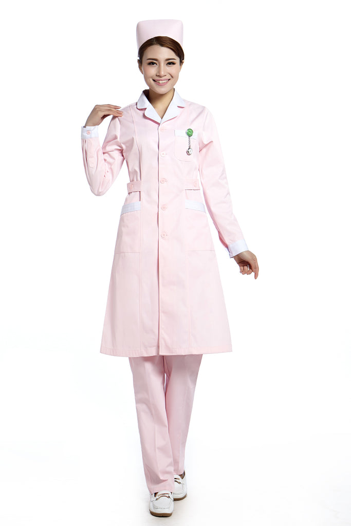 2015 OEM nurse uniform women nurse uniform hospital white nursing scrubs factory direct sale