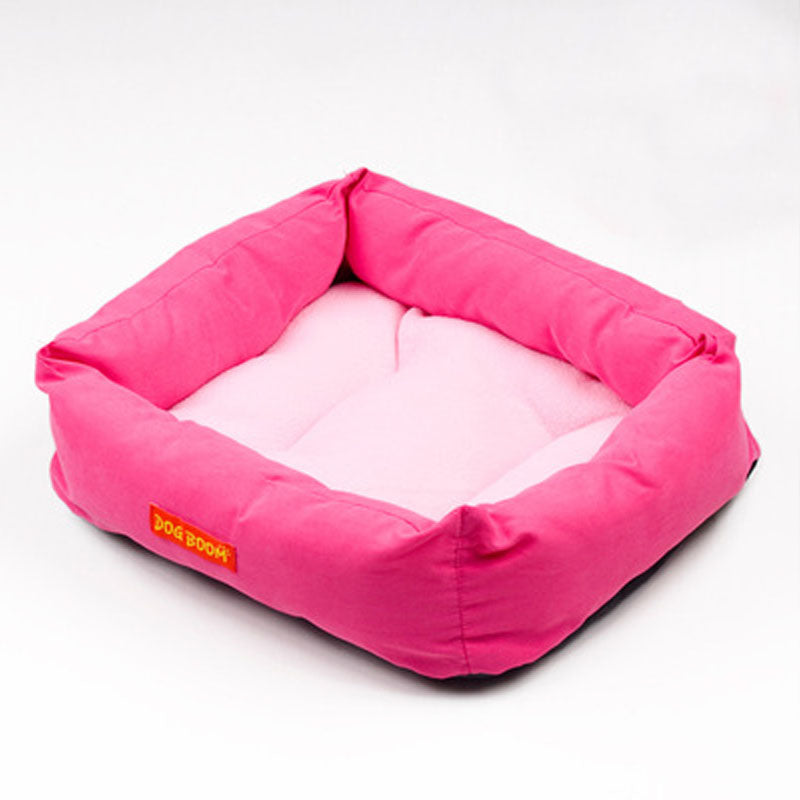 2016 2 Size Pet Products Warm Soft Dog House Pet Sleeping Bag Dog Kennel Cat Bed Cat House cama perro Dog Basket Pet Supplies