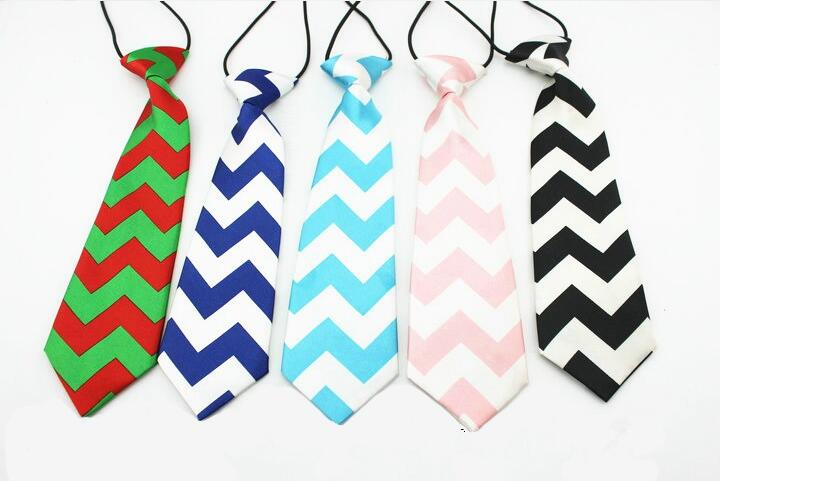 2016 New 50PC/Lot Wave Shape Style Large Dog Neckties Mix style large ties For Big Pet Dogs Ties Grooming Bow Ties Dog Supplies