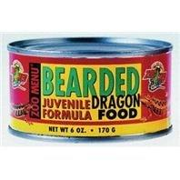 Zoo Menu Bearded Dragon Food With Juvenile Formula by Zoo Med