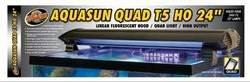 Zoo Med Laboratories AZMAF436 Aquasun T5ho Quad Hood for Aquarium Light, 36-Inch