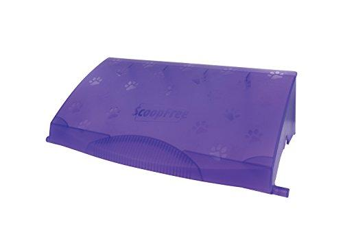 PetSafe ScoopFree Self-Cleaning Cat Litter Box Replacement Waste Trap Cover, Purple