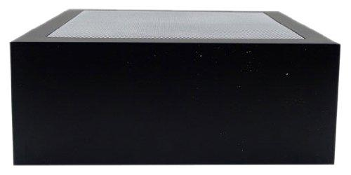 Fluval Hood with Screen for Edge 23L Aquarium Set, Black
