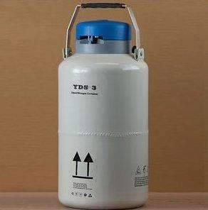 3L Cryogenic Container Liquid Nitrogen LN2 Tank with Straps and Carry Bag for Storage,,KeeboVet Veterinary Ultrasound Equipment,KeeboVet Veterinary Ultrasound Equipment.