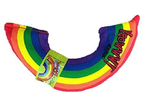 Yeowww! Catnip Toy, Rainbow, Organic, Made in the USA