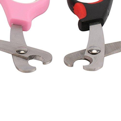 Pet Nail Clippers Cutter ,Yiitay Pet Dogs Cats Birds Guinea Pig Animal Trimmer Nail Scissors