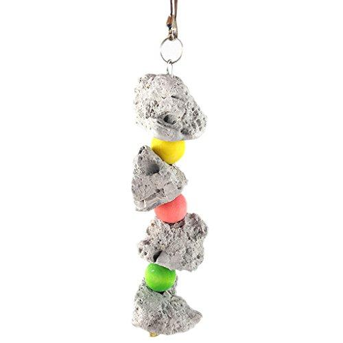 Small Animal and Bird Grinding Stones Bird Parrot Chew Toy Teeth