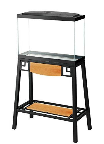 Aqueon Forge Aquarium Stand, 24 by 8-Inch