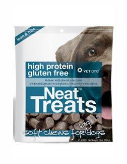 Vet One 313985010507 1-10 oz Resealable Neat Treats Soft Chews for Big Dogs