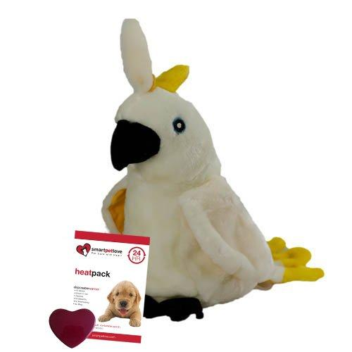 Smart Pet Love - Snuggle Bird - Behavioral Aid Toy (Cockatoo)