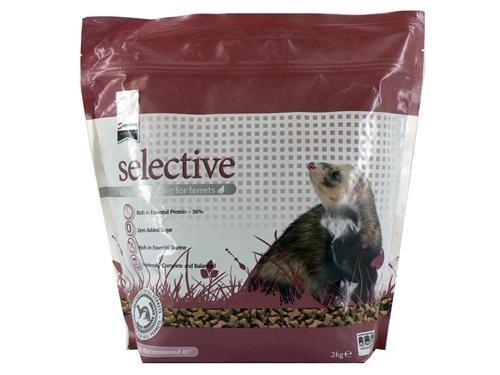 Supreme Petfoods Science Selective nutritionally complete Ferret Food 2 kg x 2pack