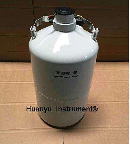 2L Cryogenic Container Liquid Nitrogen LN2 Tank with Straps and Carry Bag,,KeeboVet Veterinary Ultrasound Equipment,KeeboVet Veterinary Ultrasound Equipment.