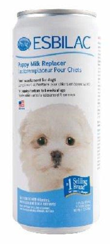 PetAg Set of TWO Liquid 11 Oz Esbilac Puppy Milk Replacer Food Supplement for Dogs
