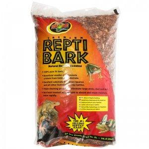 Zoo Med Premium Repti Bark Natural Reptile Bedding: BULK 72 Dry Quarts 2 79 Cubic Feet 3 x 24 Dry Quarts