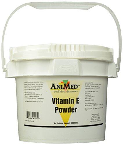 VITAMIN E POWDER 5# 1250 IU/OZ